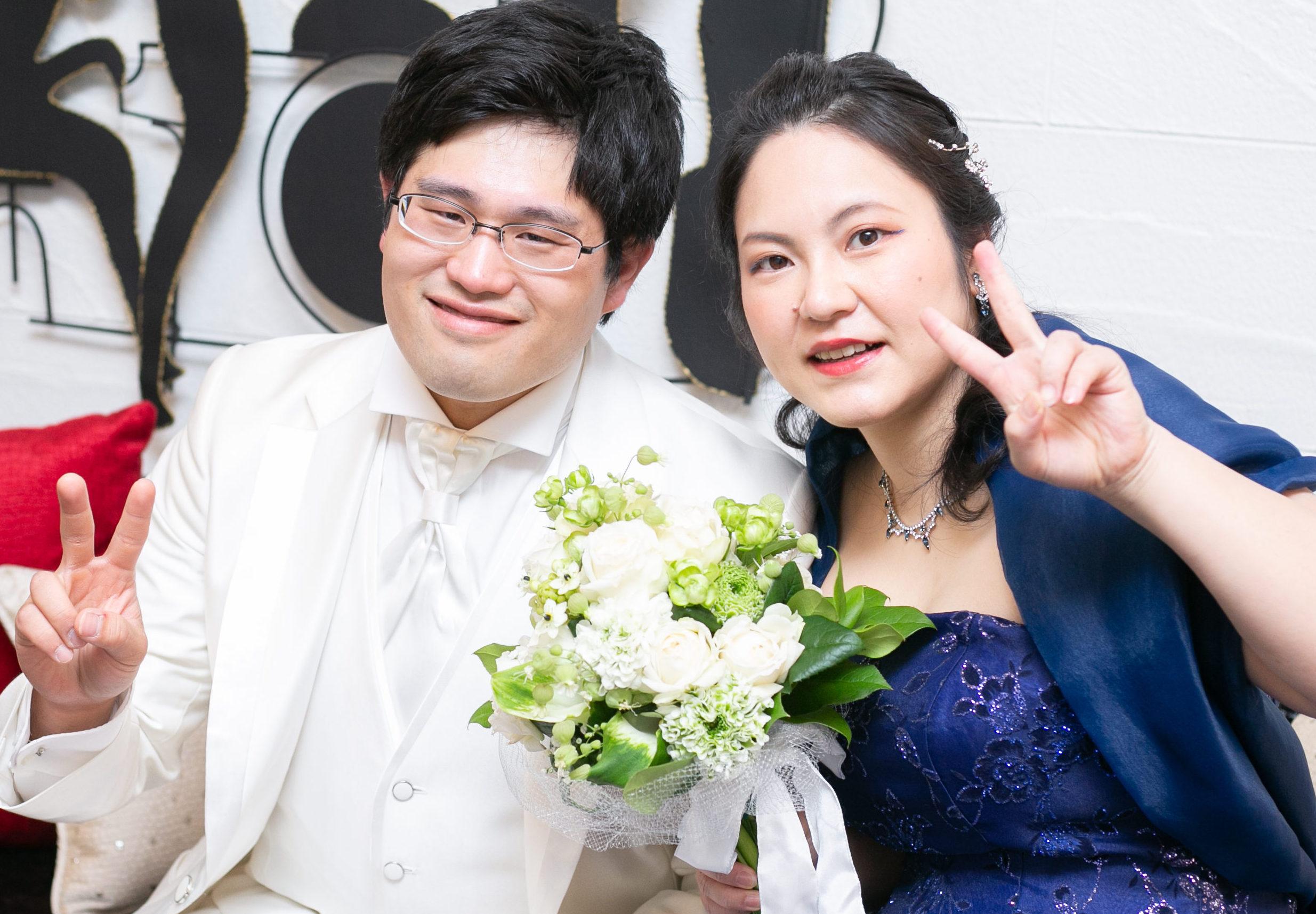 家族と楽しむ結婚式♪